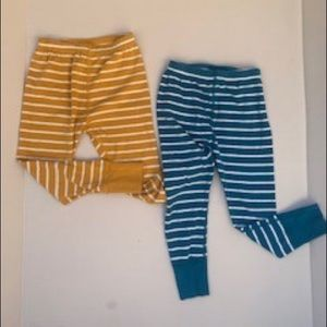 Hanna Andersson Bundle 3 pieces pajamas size 3T